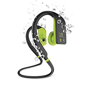 【中古】JBL ENDURANCE DIVE Bluetoothイヤホン IPX7防水/MP3プレーヤー1GB内蔵/タッチコントロール機能/ハンズフリー通話対応 ブラック/ネオンイエロー画像