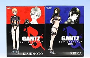 【中古】GANTZ - ガンツ - リアルフィギュア 全2種セット画像