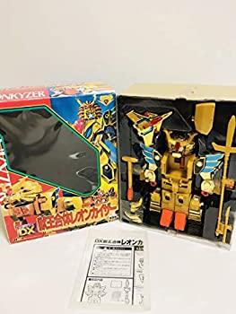 【中古】黄金勇者ゴルドラン DX獣王合体レオンカイザー画像
