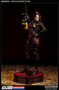 【中古】Sideshow Collectibles - G.I. Joe Premium Format Figure 1/4 Baroness 57 cm画像