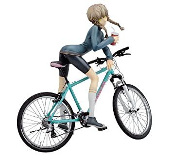 【中古】STEINS;GATE 阿万音鈴羽&マウンテンバイク (1/8スケール PVC塗装済完成品)画像
