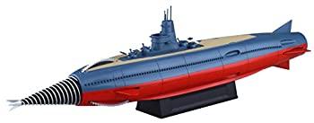 【中古】新世紀合金 東宝メカニック 海底軍艦 轟天号 限定版 1/350スケール 塗装済み完成品モデル画像