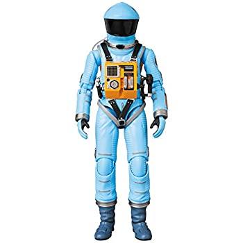 【中古】MAFEX マフェックス No.090 2001年宇宙の旅 スペーススーツ ライトブルーバージョン 全高約160mm 塗装済み 可動フィギュア画像