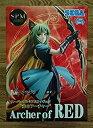 【中古】SEGA Fate/Apocrypha SPMフィギュア 赤のアーチャー