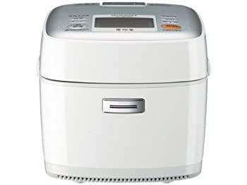 【中古】三菱電機 IHジャー炊飯器 NJ-SE063-W 3.5合炊き ピュアホワイト NJ-SE063-W
