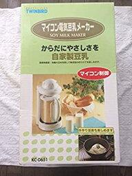 【中古】マイコン電気豆乳メーカー
