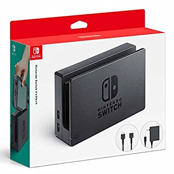 中古 (任天堂純正品)NintendoSwitchドックセット