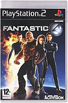 ファミリートイ・ゲーム, その他 Fantastic Four (PS2)