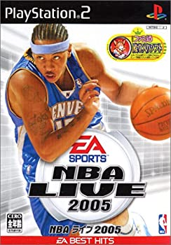 【中古】EA BEST HITS NBAライブ2005