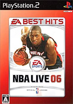 【中古】EA BEST HITS NBAライブ 06