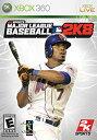 【中古】Major League Baseball 2k8 / Game