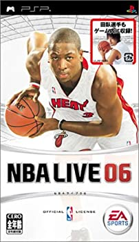 【中古】NBA LIVE 06 - PSP