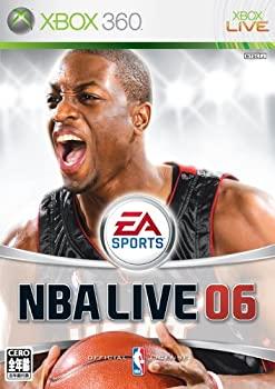 【中古】NBA LIVE 06 - Xbox360