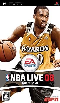 【中古】NBAライブ08 - PSP