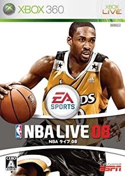 【中古】NBAライブ08 - Xbox360