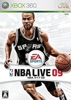 【中古】NBA ライブ 09 - Xbox360