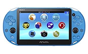 中古 PlayStationVitaWi-Fiモデルアクア・ブルー(PCH-2000ZA23)