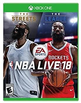 【中古】NBA Live 18: The One Edition (輸入版:北米) - XboxOne