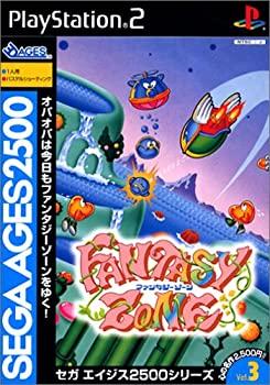 【中古】SEGA AGES 2500 シリーズ Vol.3 ファンタジーゾーン