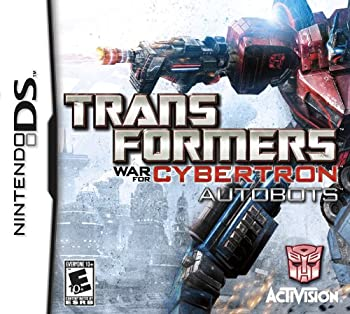 ファミリートイ・ゲーム, その他 Transformers: War for Cybertron Autobots ()