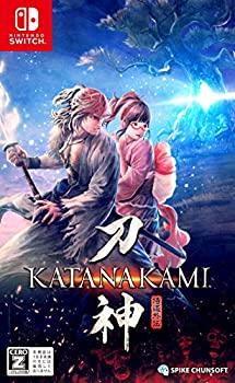 【中古】侍道外伝 KATANAKAMI -Switch (CEROレーティング「Z」)