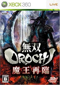 【中古】無双OROCHI 魔王再臨 - Xbox360
