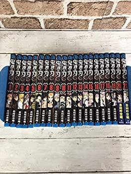 【中古】鬼滅の刃 1-21巻 全巻 セット コミック漫画 単行本
