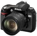 【中古】Nikon D70 デジタル一眼レフカメラレンズキット [AF-SDX ズームニッコールED18-70 F3.5~4.5G(IF)セット