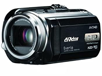 【中古】JVCケンウッド ビクター 120GBハイビジョンハードディスクムービー GZ-HD40