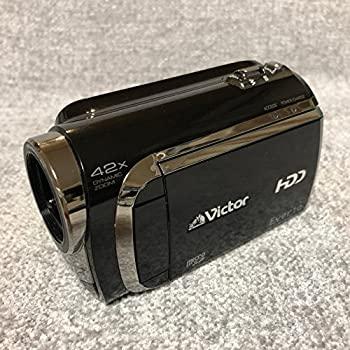 【中古】JVCケンウッド ビクター 120GBハードディスクムービー クリアブラック GZ-MG880-B
