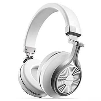 【中古】Bluedio T3 (Turbine 3rd) ブルートゥースヘッドホン ワイヤレスヘッドセット Bluetooth イヤホン ステレオサラウンド (ホワイト)
