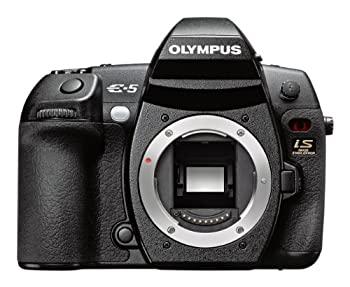 デジタルカメラ, デジタル一眼レフカメラ OLYMPUS E-5
