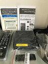 【中古】BUFFALO リモコン付き TV用地デジチューナー DTV-S110の商品画像