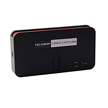 【中古】HDビデオGame CaptureボックスカードHDMI 1080pレコーダーデバイスfor Xbox One 360?Playstation ps4?ps3?ps2?Wii UゲームPC XXM