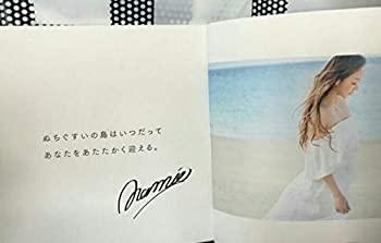 【中古】安室奈美恵 パンフレット 中川正子さん撮影 ブックレット BE OKINAWA 安室ちゃん ビーオキナワ TSUTAYA代官山 限定