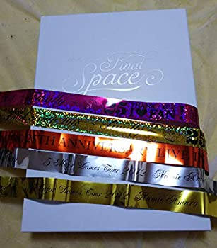 【中古】完売品&非売品??安室奈美恵Final Spaceパンフレット&liveテープ