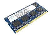 【中古】Nanya 4?GB ddr3メモリSo - Dimm 204pin pc3???12800s 1600?MHz