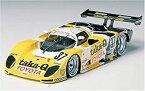 【中古】タミヤ 1/24 スポーツカーシリーズ No.83 タカキュー・トヨタ88C-V プラモデル 24083