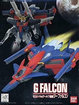 【中古】LM 017 機動新世紀ガンダムX 1/144 モビルスーツキャリアータイプ戦闘機 ジーファルコン画像