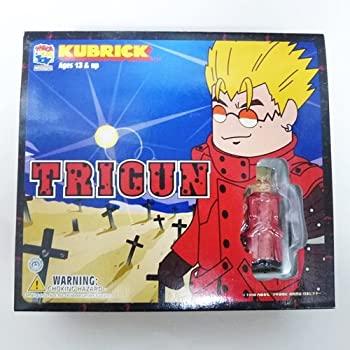 【中古】TRIGUN トライガン キューブリック 3体セット画像