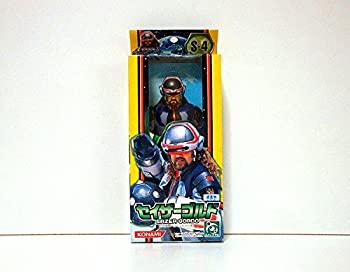【中古】超星艦隊 セイザーX セイザーゴルド 超星神シリーズ S-4画像