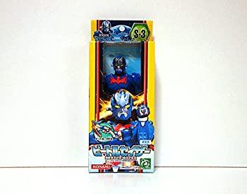 【中古】超星艦隊 セイザーX ビートルセイザー 超星神シリーズ S-3画像