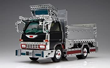 【中古】フジミ模型 1/32 はたらくトラックシリーズNo.6 2tトラック 流星號画像