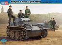 【中古】ホビーボス 1/35 ドイツI号戦車C型 VK601 プラモデル