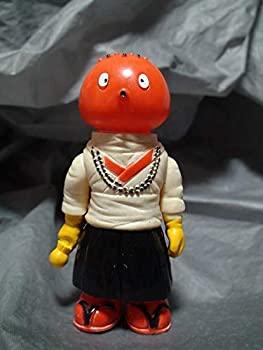 【中古】がんばれロボコンb20-1当時物 ポピー ソフビ人形 ロボット学校 ロボゲラ 1974年「検 石森章太郎 ロボットがっこう タカトク タケミ 中嶋画像