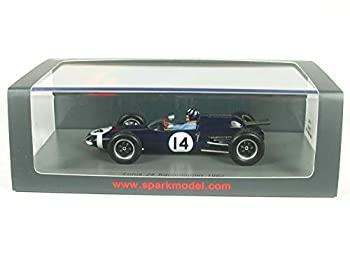【中古】☆ スパーク 1/43 ロータス 24 1962 F1 スウェーデン カノンロペット #14 G.ヒル画像
