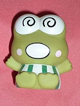 【中古】レトロ サンリオ けろけろけろっぴ ソフビ製 指人形マスコット 目がぐるぐる画像