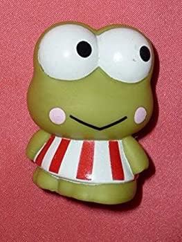 【中古】レトロ サンリオ けろけろけろっぴ ソフビ製 指人形マスコット スマイル画像