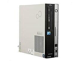【中古】(初期設定済!☆スーパーマルチドライブ搭載型!デスクトップパソコン)富士通 ESPRIMO D750/A Windows7 Core i5 650 3.20GHz メモリ4GB HDD16
