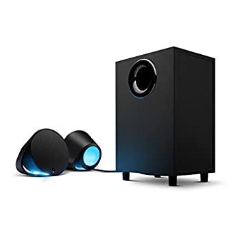 【中古】Logicool G ゲーミング スピーカー G560 ブラック PC スピーカー 4台接続 LIGHTSYNC RGB 国内正規品 間メーカー